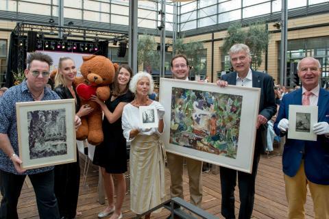 4. Bärenherz Sommernacht bringt 23.000 Euro