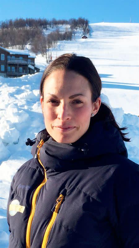 Lisa lämnade Stockholm för ett liv i fjällvärlden