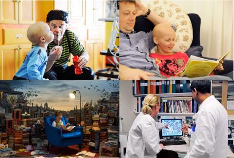 Barncancermånad med många möjligheter till engagemang