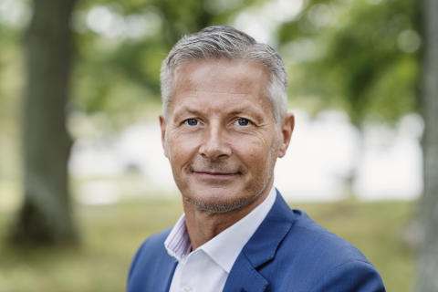 Anders Svensson, vd HSB Stockholm