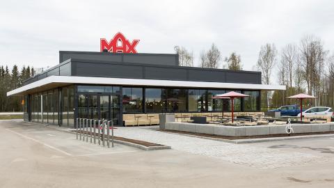Premiär för Max helt nya restaurangkoncept