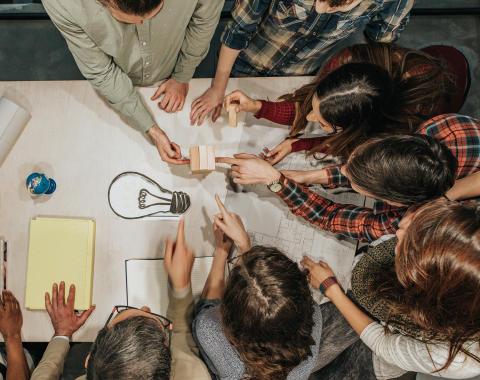 Innovationskraften kokar i norr – nya bolag tar plats på ABI