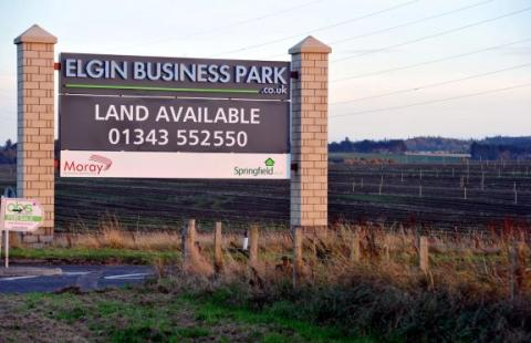 Travelodge approved at Elgin business park
