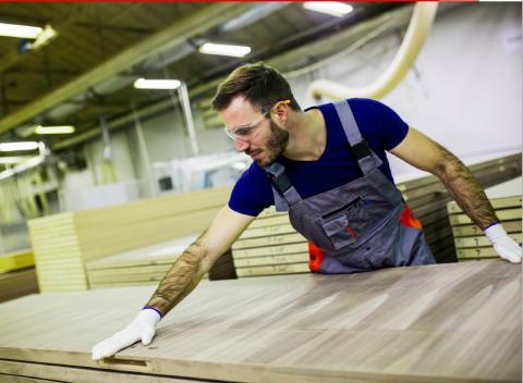 Tømrer- og snedkerbranchen i fortsat vækst