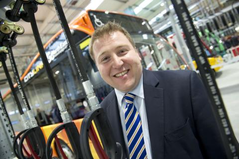 ​'Marketing Great' leads national bus industry acclaim