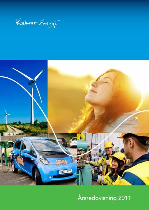 Årsredovisning Kalmar Energi 2011