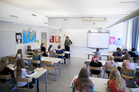 Gislaveds kommun satsar på bättre arbetsmiljö i skolan