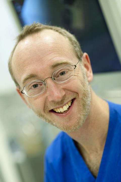 Jonas Ludvigsson, professor och barnläkare på Universitetssjukhuset Örebro