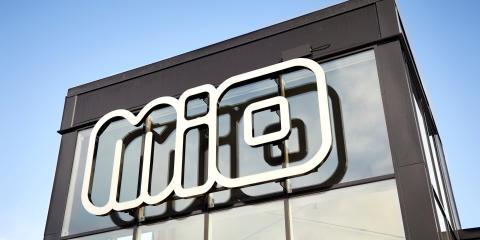Sveriges superföretag, Mio på tredjeplats!