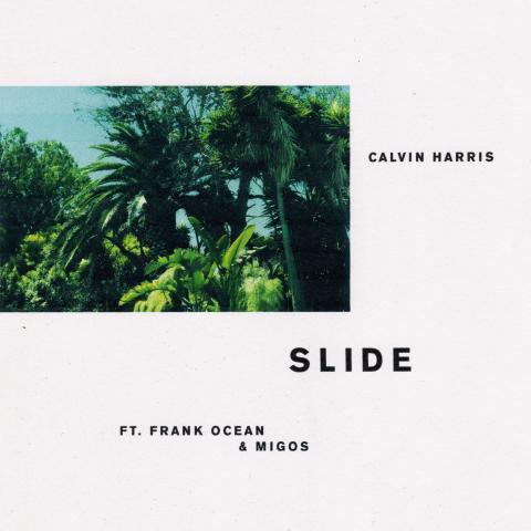 """Calvin Harris släpper singeln """"Slide"""" ft. Frank Ocean & Migos idag"""