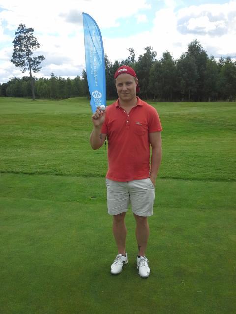 Lyckad tävling för Växjöbo i Halmstads Golfhuvudstaden extra allt