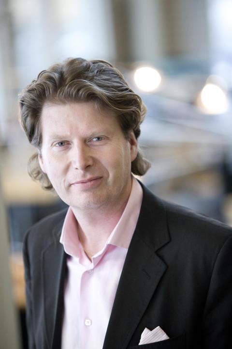 Håkan Wiklund, prorektor