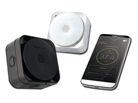 Honeywell lancerer Bluetooth-aktiveret fastmonteret gas-detektor til kommerciel og lettere industriel anvendelse