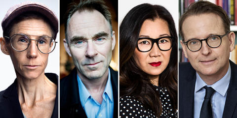 Nu presenterar vi juryn för Bokmässans bildningsstipendium 2019