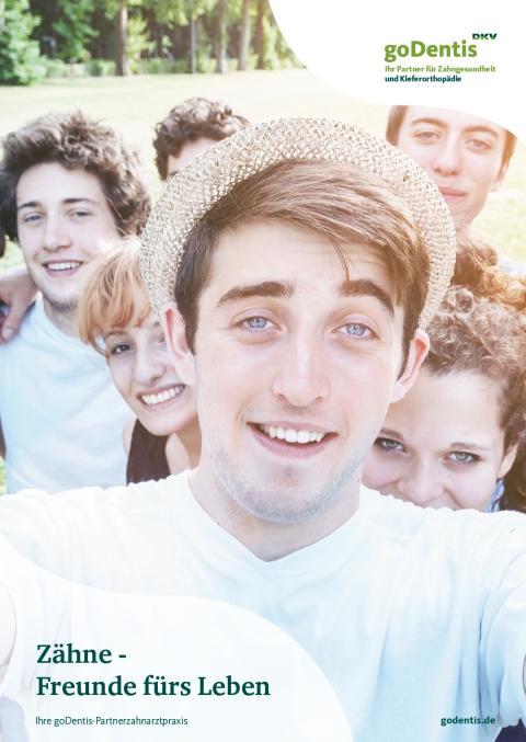 Jugendliche über Zahngesundheit informieren