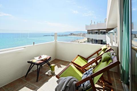 Sunprime Palma Beach, Mallorca Kuvaaja: Joakim Borén