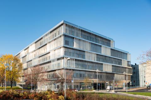 Nya akutvårdsbyggnaden, Danderyds sjukhus