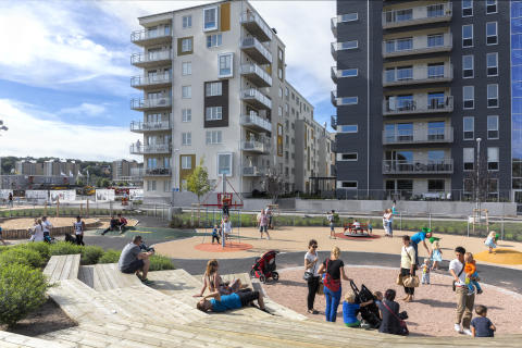 Imtech får stort uppdrag med miljöprofil i Göteborg