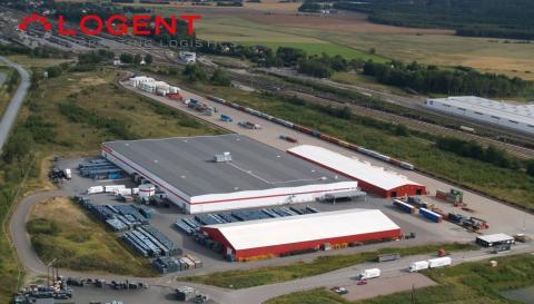 Logents logistikcenter i Hallsberg lockar fler internationella aktörer