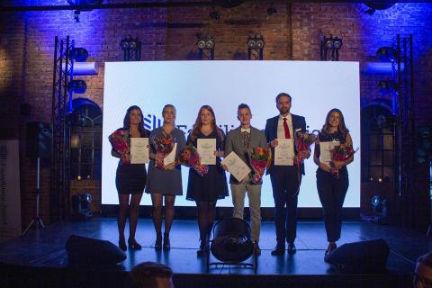 Sex juridikstudenter tilldelas Familjens Jurist-stipendiet 2019