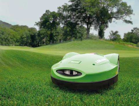Robotgräsklipparen som fått Bäst i Test av Råd & Rön