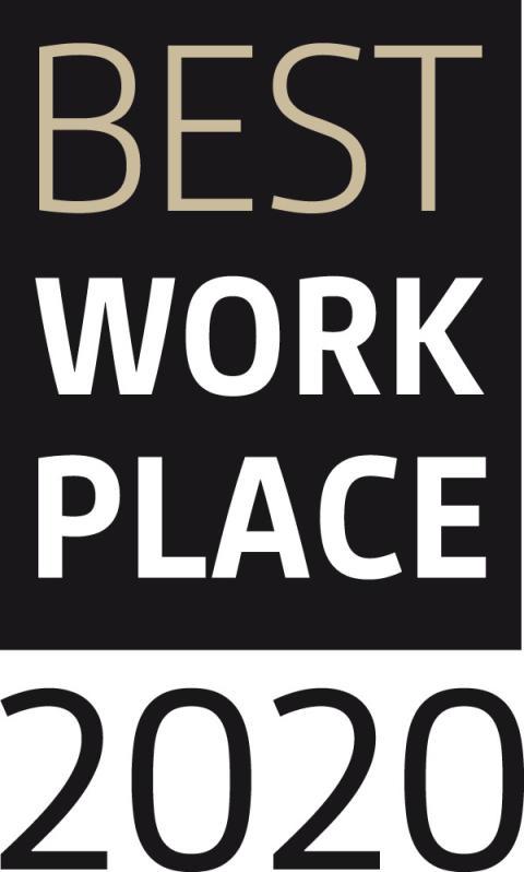 Best Workplace Award 2020: Logo