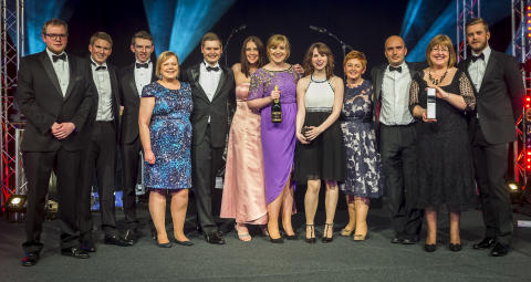 Virgin Trains wins Apprenticeship Development Scheme at 2015 UK Rail Industry Awards
