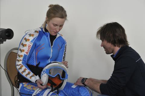 Nationellt Vintersportcentrum Åre –  Guldlabbet satsar på alpin forskning