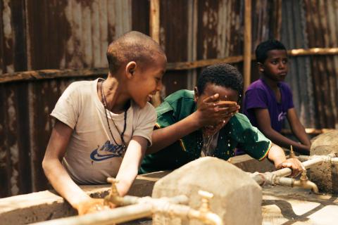WASSER FÜR ALLE in Äthiopien - jeder Pfandbecher zählt