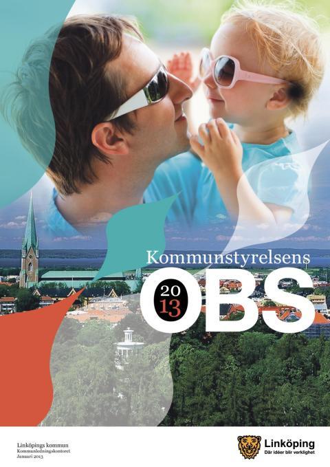 Kommunstyrelsens OBS-rapport 2013