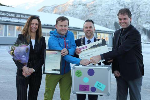 Regionale Made in Norway-vinnere kåret