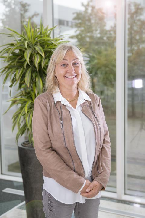 Henrika Jormfeldt, professor i omvårdnad