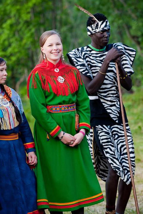 Internasjonal urfolksfestival