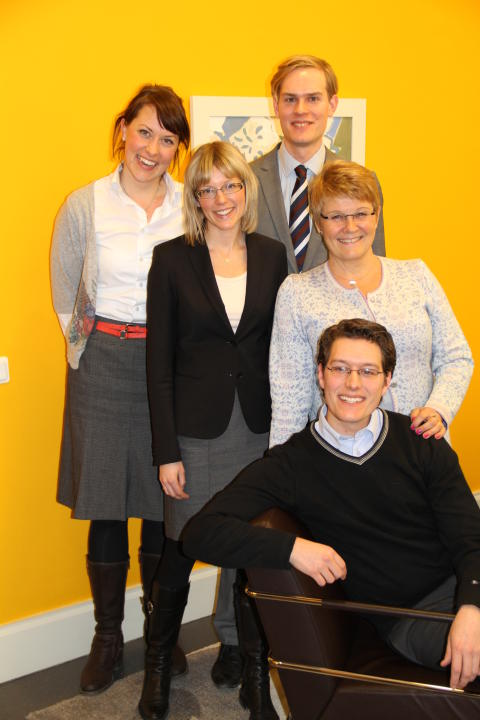 Venture Cup-alumner samtalar om innovationskraft med Maud Olofosson