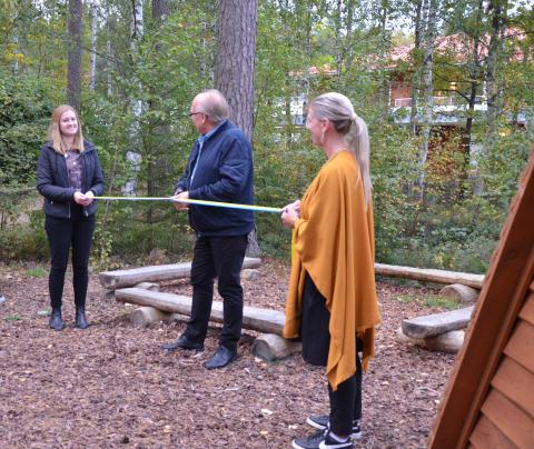 Invigning av Skogsgläntans och Ågårdsskogens förskolor