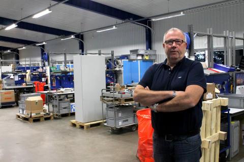 Eivind Ottoson, Elpro