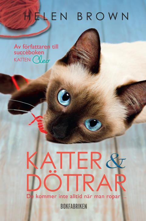Katter och döttrar - en ny biografi av författaren till succéboken Katten Cleo