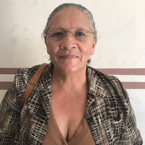 Glasögonen hjälpte lärare i Bolivia