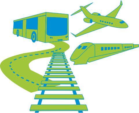 En lycklig pendlare! - Välkommen till årets Infrastruktur- och transportdag