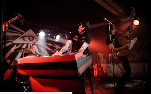 THE LORDS OF ALTAMONT: LA's Rock Riot Return To Dirty Water Club | The Finsbury Pub