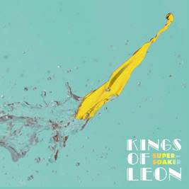 "Kings of Leon släpper nya singeln ""Supersoaker"" den 17 juli"