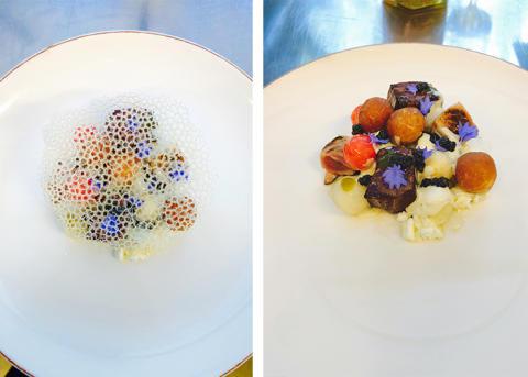 Artipelag är bäst på att skapa en oväntad matkombination