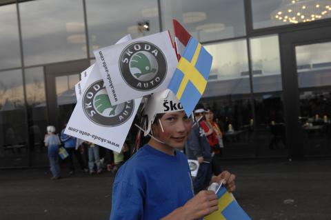 Skoda sponsor av IIHF World Championship