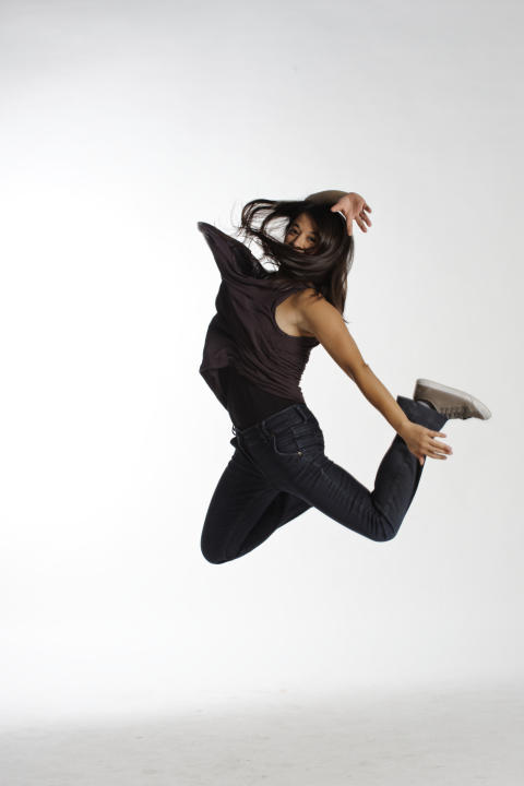 Anne Nguyen, danscurator på MADE 2014
