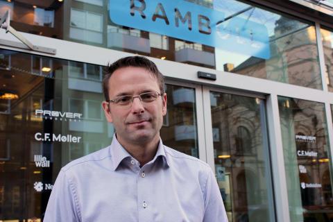 Ramböll levererar ett starkt resultat första halvåret 2017