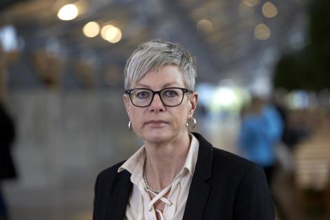 Maria Holmström, teamledare digital utveckling