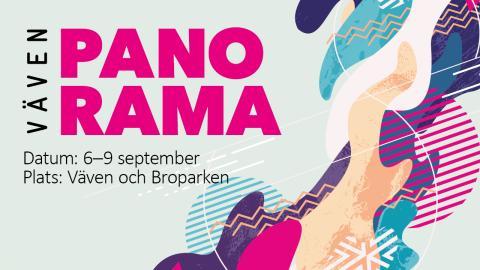 Umeå kommun kulturs pressträff på Väven