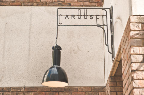 Carousel restaurant, London