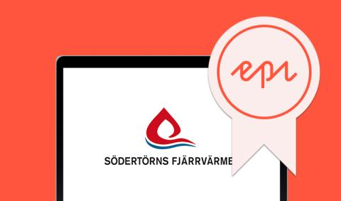 Cloud Nines kund Södertörns Fjärrvärme är i final i EPiServer Awards!