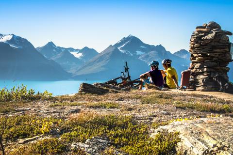 "Lyngenfjordregionen er finalist til  Sustainable Top 100 Destination Award - ""Best of Europe"""